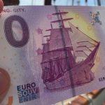 Германия выпустила купюру достоинством ноль евро