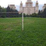 Спортивные объекты МГУ