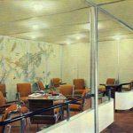 Гинденбург: редкие фото роскошных интерьеров печально известного дирижабля