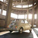 Эксклюзивный Fiat 500 объявлен произведением искусства