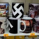 В Германии судят человека за то, что он пытался привезти из Болгарии чашки с изображением Гитлера
