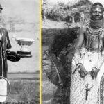 10 редких фото королевской семьи Нигерии. Они перевернут ваше представление!