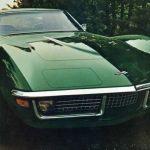 Автомобили 70-х: грация и изящность линий