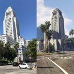Лос-Сантос из GTA V против Лос-Анджелеса