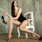 Россиянка Екатерина Лисина подала заявку на титул женщины с самыми длинными ногами в мире