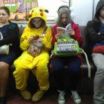 Стиляги московского метро