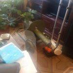 Московский инвалид-колясочник собрал внушительную коллекцию оружия