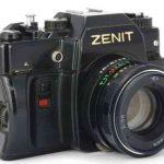 Зенит: возрождение истории знаменитого фотоаппарата