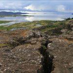 Трещина Сильфра – граница континентов