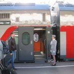 Питание в купейных вагонах новых поездов Москва — Санкт-Петербург