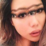 Мими Чой создает оптические иллюзии при помощи макияжа