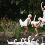 15 фотографий, на которых происходит что-то очень и очень странное