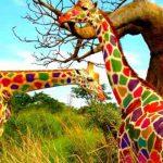Жираф большой ‒ ему видней…