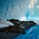 Приют для моржей среди Шведского лета