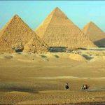 Для строительства пирамид задействовали Египетский флот