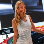 12 девушек Франкфуртского автосалона 2017