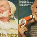 13 примеров странной винтажной рекламы, которые взорвут ваш мозг