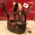 Железная маска, с помощью которой в Средневековье наказывали за сплетни