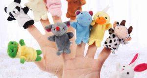 1. В детстве у многих были подобные игрушки на пальцы или даже на целую руку, кто-то делал их своими руками. Со временем они трансформировались в подобные очаровательные мягкие игрушки