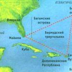 Бермудский треугольник разгадан!