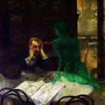 Абсент: популярность и коварство «Зеленой феи»