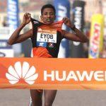 Итальянец стал победителем марафона из-за того, что почти все его соперники побежали не в ту сторону