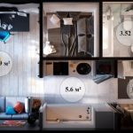Как разделить студию на несколько комнат: 6 простых советов