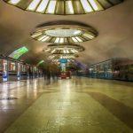 Красота Ташкентского метро
