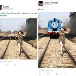 Фотошопер мастерски троллит людей, попросивших его подправить их фотографии