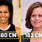 Знаменитые женщины, рост которых оказался больше, чем мы думали