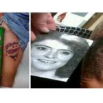 23 татуировки, на которые без слез и не взглянешь!