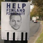 Финляндия разыскивает Мэтта Дэймона