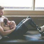 15 трогательных фотографий, которые покажут красоту отеческой любви