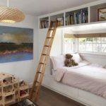 18 практичных моделей кроватей, которые сэкономят и украсят пространство