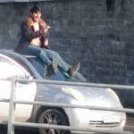 В Адлере мужчина хотел совершить акт самосожжения на машине