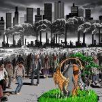 20 злободневных иллюстраций, показывающих проблемы современного мира