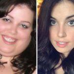 20 невероятных примеров того, насколько меняются лица людей после похудения