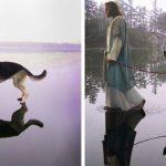 25 фотографий, которые стали победителями величайших фотошоп-сражений