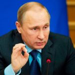 Путин заявил, что не будет препятствовать спортсменам в участие на олимпиаде