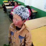 Этот мальчик прошел 5 км по морозу, чтобы сдать экзамен
