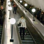 Для чего нужны объёмные полоски на ступеньках эскалатора?