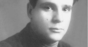 Молодой поэт Владимир Киршон.