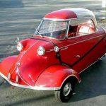 10 странных, но эксклюзивных авто, которые находятся в частных коллекциях