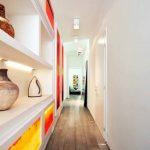 10 эффективных приёмов,которые превратят узкий коридор в настоящую конфетку