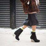 Как убрать пятна соли с обуви и предотвратить появление новых