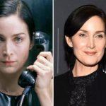 И Нео такой молодой: как выглядят актеры Матрицы 19 лет спустя