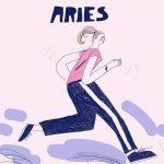 Иллюстратор показал, что помогает разным знакам выбраться из депрессии